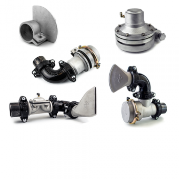 Spray Head Valves & Nozzles